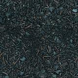 Ground covered with ash and rust - seamless texture