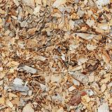 Wood shavings - seamless texture