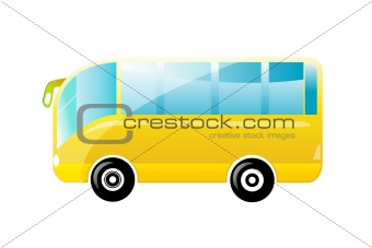beautiful bus