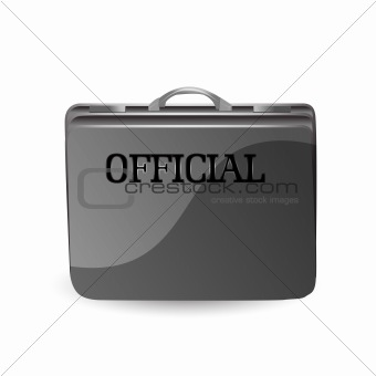 official briefcase