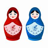 Two Matryoshka