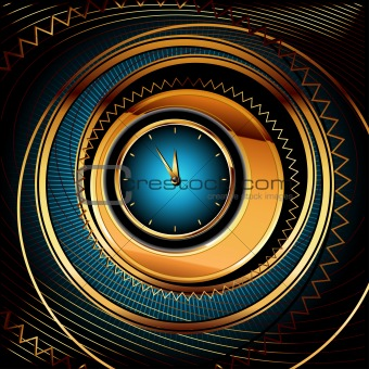 clocks background