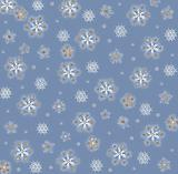 "Background ""Snowflakes"""