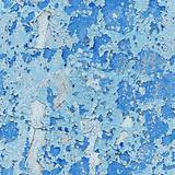 Damaged paint on wall - seamless background