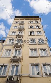 Small hotel in a city centre