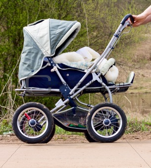 baby stroller