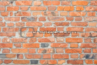 old solid brick wall