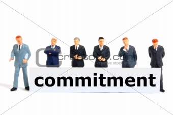 business commitment