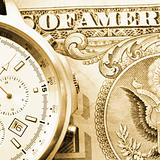 money and watch