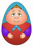 Doll matreshka
