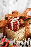 Christmas decoration boxes