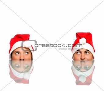 Four Santas