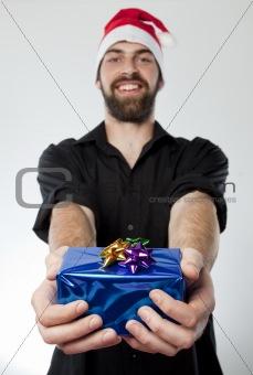 Give a Christmas gift