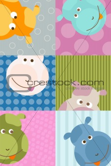 animal background