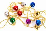 ColorfulChristmas baubles