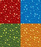Color drops pattern