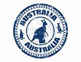 Australia stamp