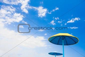 An umbrellas