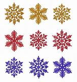 Miscellaneous snowflakes