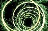 sparkling loops
