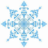 Snowflake figured 1