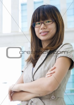 asian female
