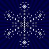 Snowflake from snowflakes 1