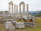 Nemea Zeus Temple