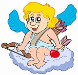 Cupid on cloud