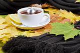 Autumn tea
