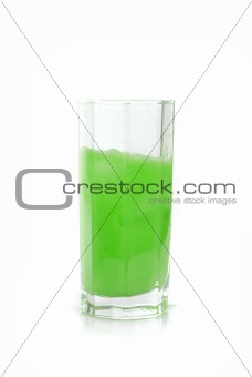 green lime juice