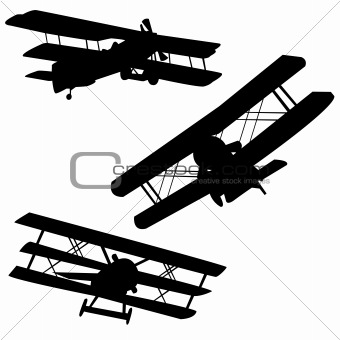 old airplanes
