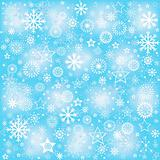 Snowflakes, winter background