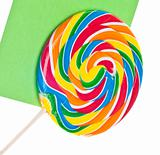 Vibrant Lollipop