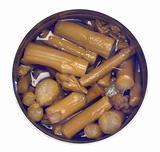 Can of Asparagus