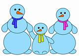 Snowballs family