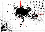 floorball poster