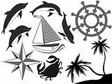 sea symbols