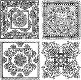 lace pattern design
