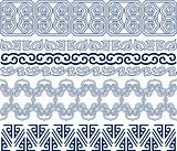 traditional oriental traditional pattern