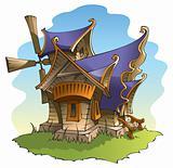 Fairy windmill