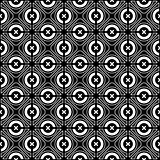 Seamless checked crisscross pattern.