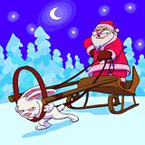 Hare sledge