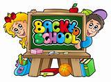 Children in school 3