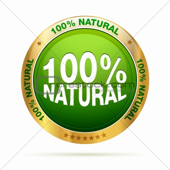 100 procent natural