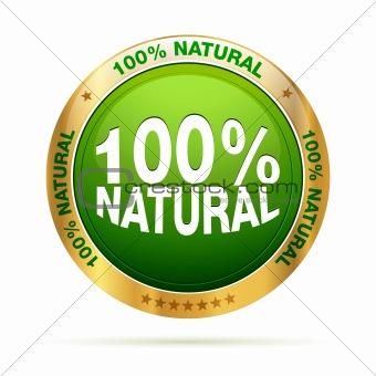 100 procent natural