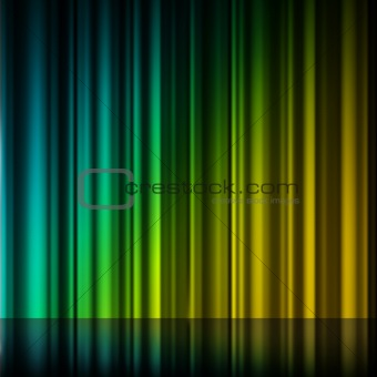 Abstract glowing background. EPS 8