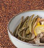 Gourmet Green Beans, Squash and Mushrooms