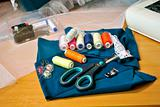 Accessories to sewing