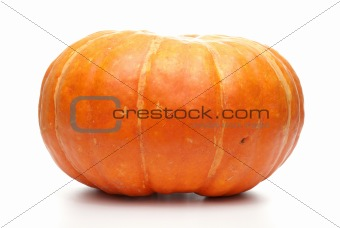 Orange pumpkin